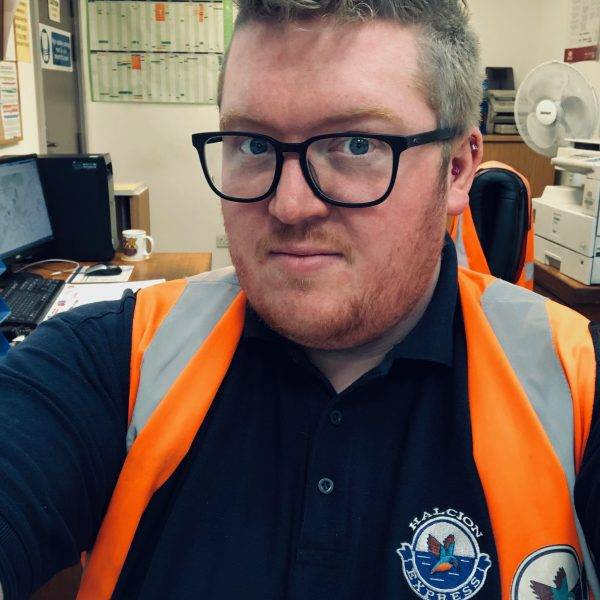 Chris Brunt - Operations Supervisor - Halcion Express