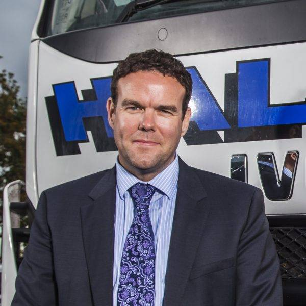 Andrew Corrie - Managing Director - Halcion Express