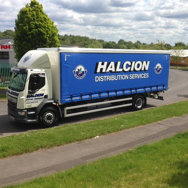 Pallet Delivery in Crewe