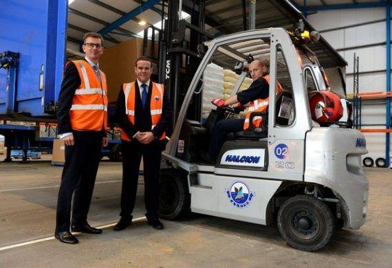 Halcion Express new premises