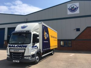 Halcion Express Hauliers In Congleton