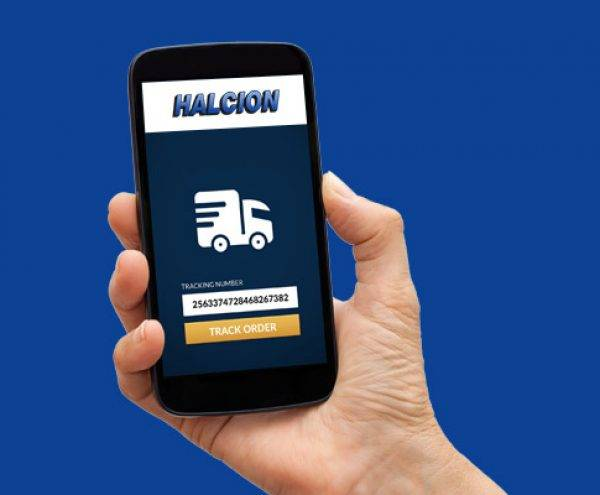 Track Your Order With the Halcion Express App